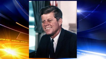 35: John F. Kennedy. Served 1961 to 1963.