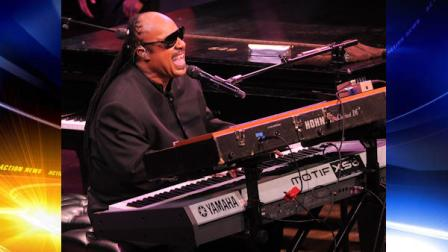Musician Stevie Wonder performs at the Hole In The Wall Camps benefit concert at Avery Fisher Hall on Thursday, Oct. 21, 2010 in New York. (AP Photo/Evan Agostini)
