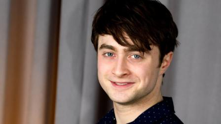 In this March 17, 2011 photo, actor Daniel Radcliffe poses for a portrait in New York. Radcliffe will be honored with the Trevor Projects Hero Award at a ceremony in New York in June, 2011.