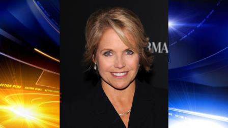 FILE - In this Oct. 6, 2010 file photo, Katie Couric attends a Cinema Society screening of Fair Game at the Museum of Modern Art, in New York. (AP Photo/Peter Kramer, file)