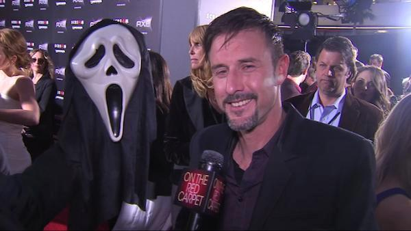 David Arquette explains at the 'Scream 4' premiere what makes director Wes Craven great at the horror genre.