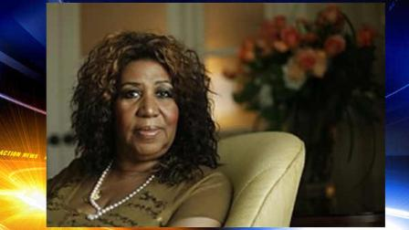 FILE - In this July 26, 2010 file photo, Aretha Franklin is shown in Philadelphia. Franklin will sing at a memorial dedication to the late civil rights leader Rev. Martin Luther King Jr. on Aug. 28, 2011, on the National Mall in Washington. (AP Photo/Matt Rourke, file)