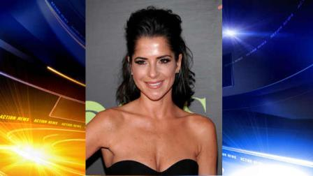 In this June 19, 2011 file photo, soap opera actress Kelly Monaco arrives at the 38th Annual Daytime Emmy Awards in Las Vegas. The General Hospital actress co-stars in the new reality show Dirty Soap about the behind-the-scenes lives of soap opera stars premiering on E! on Sept. 25.