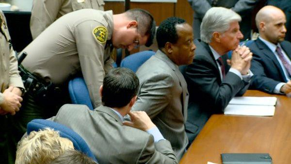 Conrad Murray guilty in Michael Jackson's 2009 death