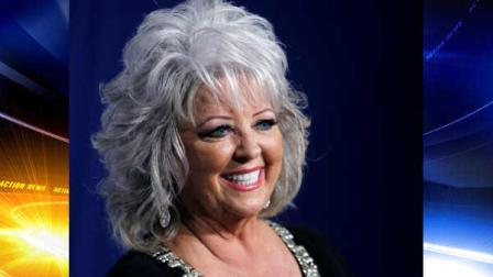 Chef Paula Dean poses in the press room at the 2010 CMT Music Awards, in Nashville, Tenn. on Wednesday, June 9, 2010. (AP Photo/Peter Kramer)