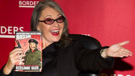 Roseanne Barr Is Running For President As A Green Party Candidate