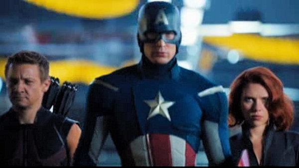 Local fans: 'The Avengers' rocks!