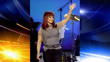 Naomi Judd, of the Judds, performs at the Girls Night Out: Superstar Women of Country in Las Vegas on Monday, April 4, 2011. (AP Photo/Julie Jacobson)