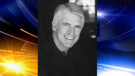his undated photo released by Katherine Thorp shows Chad Everett, the star of the 1970s TV series Medical Center. Everett, who went on to appear in such films and shows as Mulholland Drive and Melrose Place, died Tuesday, July 24, 2012. He was 75. (AP Photo/Courtesy Katherine Thorp)