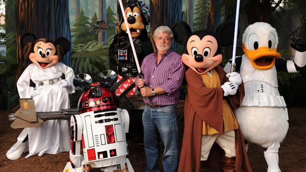 Disney to make new 'Star Wars' films, buy Lucasfilm