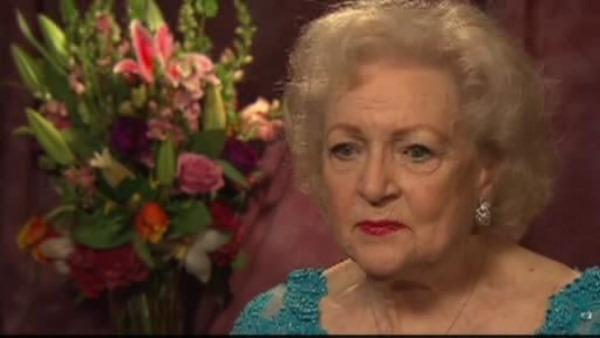 Win a date with actress Betty White