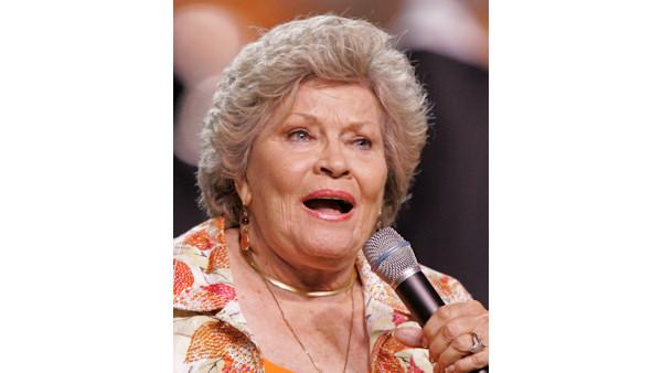 Patti Page dies at 85