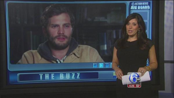 The Buzz: 50 Shades of Grey cast issue resolved