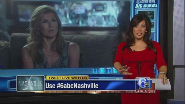 The Buzz: Join tonight's Nashville convo with #6abcNashville