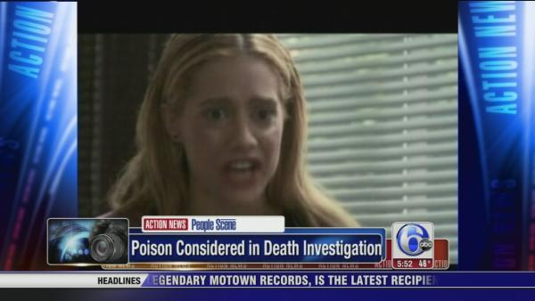 Poison considered in Brittany Murphy death investigation