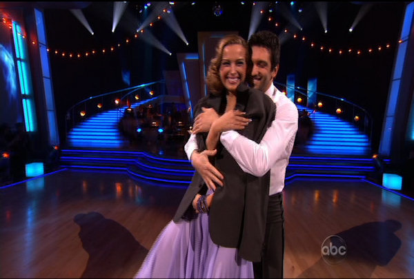 "<div class=""meta ""><span class=""caption-text "">Petra Nemcova & Dmitry Chaplin danced the Foxtrot during Week 1 of Season 12 of Dancing with the Stars. They received a score of 18.</span></div>"