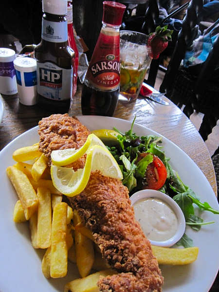 "<div class=""meta ""><span class=""caption-text "">Fish and Chips</span></div>"