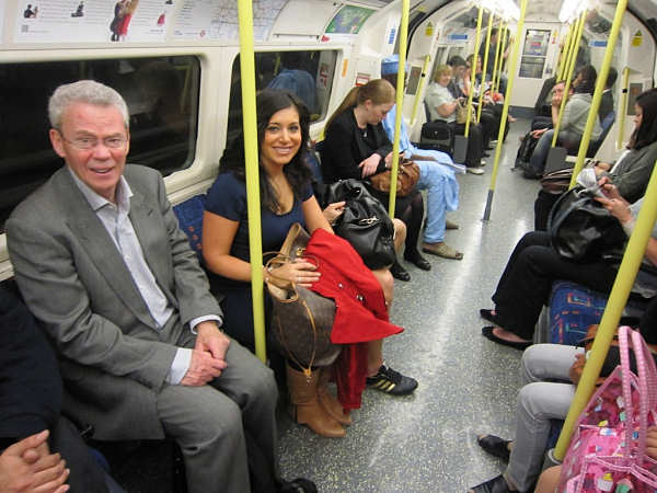 "<div class=""meta ""><span class=""caption-text "">Alicia riding on The Underground</span></div>"