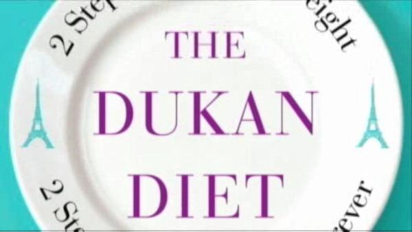 Dukan diet promises royal results