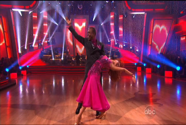 "<div class=""meta image-caption""><div class=""origin-logo origin-image ""><span></span></div><span class=""caption-text"">Sugar Ray Leonard & Anna Trebunskaya danced the Foxtrot during Week 1 of Season 12 of Dancing with the Stars. They received a score of 17.</span></div>"