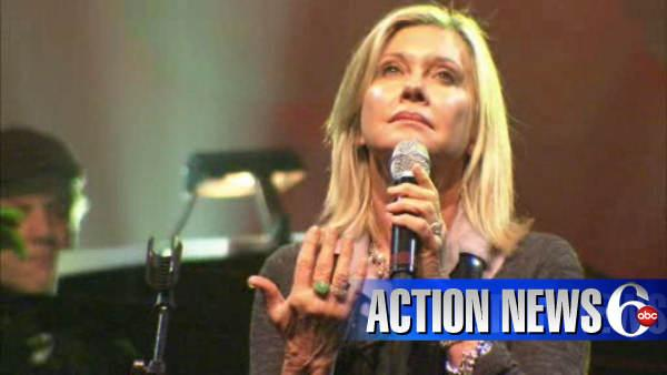 Tuned In: Olivia Newton John on Action News