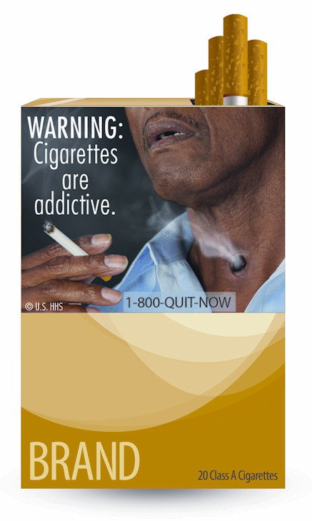 "<div class=""meta image-caption""><div class=""origin-logo origin-image ""><span></span></div><span class=""caption-text""> In the most significant change to U.S. cigarette packs in 25 years, the Food and Drug Administration on Tuesday released nine new warning labels that depict in graphic detail the negative health effects of tobacco use.  (FDA)</span></div>"