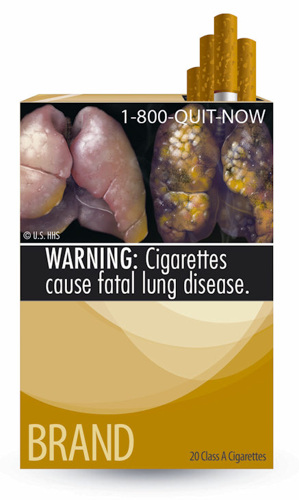 FDA releases new smoking warnings