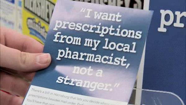 Pa. bill aims to help independent pharmacies