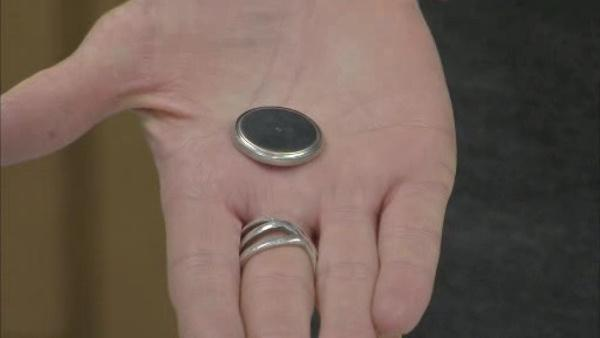 Pediatricians issue button battery warning