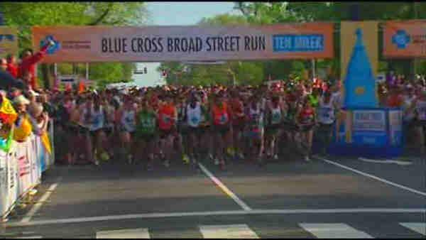 Training tips for the Broad Street Run