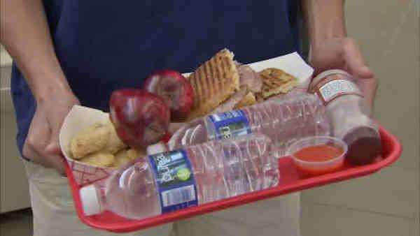 New rules hope to make school lunch healthier