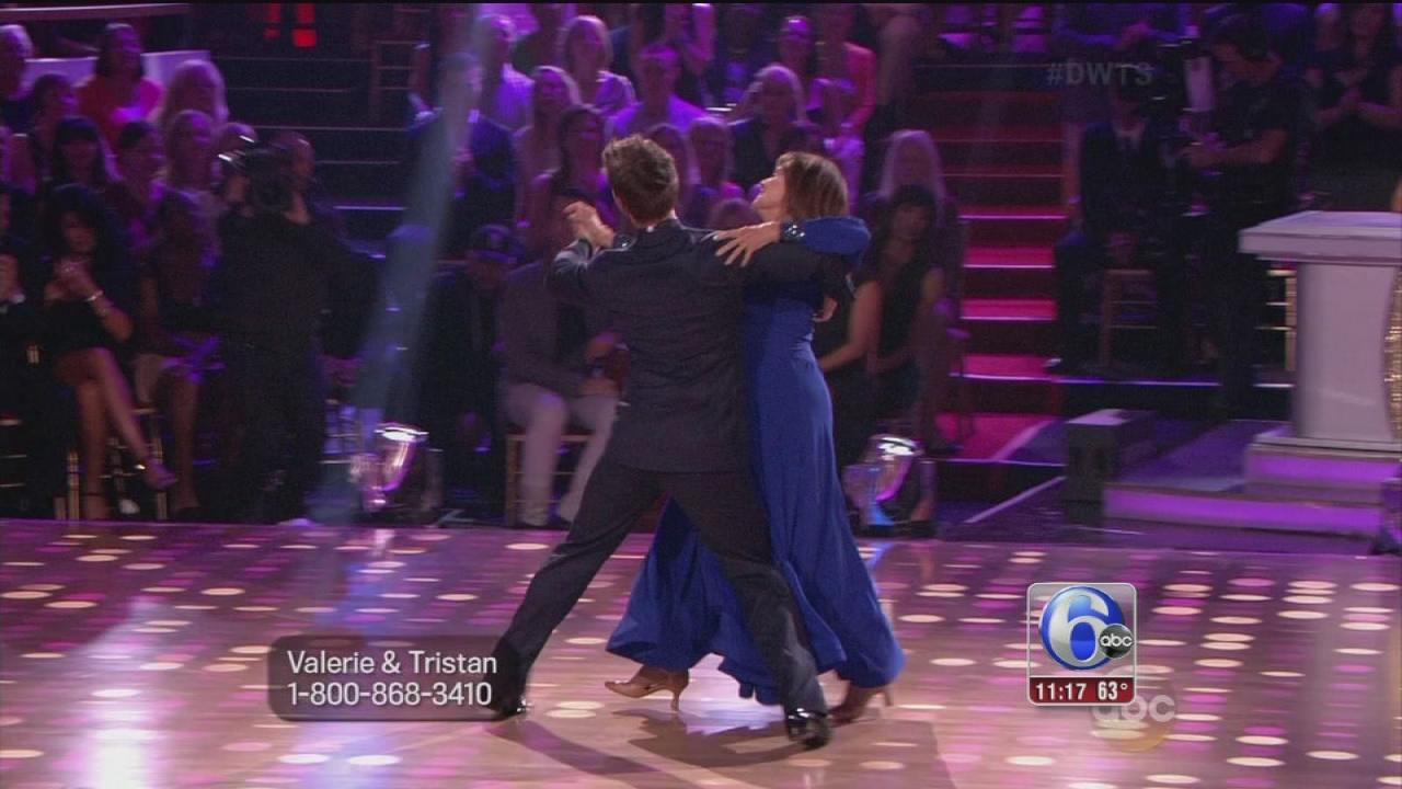 Valerie Harper inspiring others via DWTS