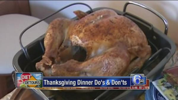 Diet Detours: Thanksgiving Do's & Don'ts