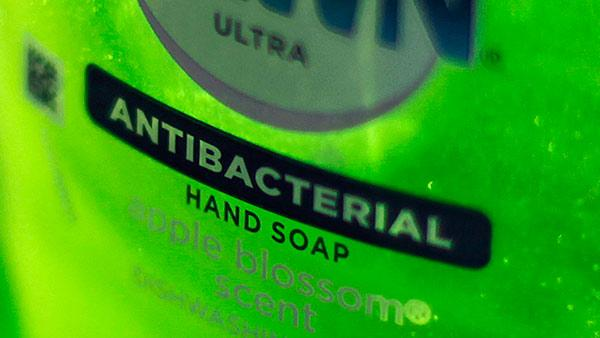 Safety concerns on antibacterial soaps