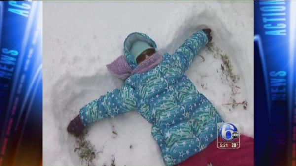 Health, safety tips for the snow, ice, frigid temps