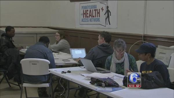 Today is deadline to sign up for health law