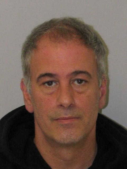 Pictured:  John Allegro, 48, one of the suspects arrested in the central New Jersey drug ring investigation dubbed 'Operation Smoke Screen.'