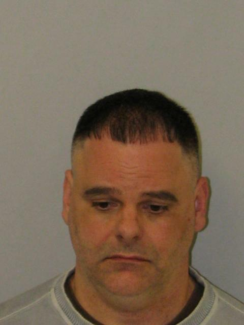 Pictured:  Paul Cano, 47, one of the suspects arrested in the central New Jersey drug ring investigation dubbed 'Operation Smoke Screen.'