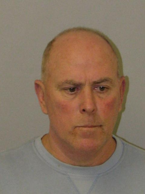 "<div class=""meta ""><span class=""caption-text "">Pictured:  John Meerbaugh, 53, one of the suspects arrested in the central New Jersey drug ring investigation dubbed 'Operation Smoke Screen.'</span></div>"