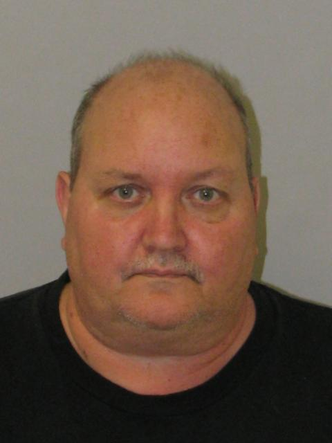 Pictured:  Frank Kinelski, 53, one of the suspects arrested in the central New Jersey drug ring investigation dubbed 'Operation Smoke Screen.'