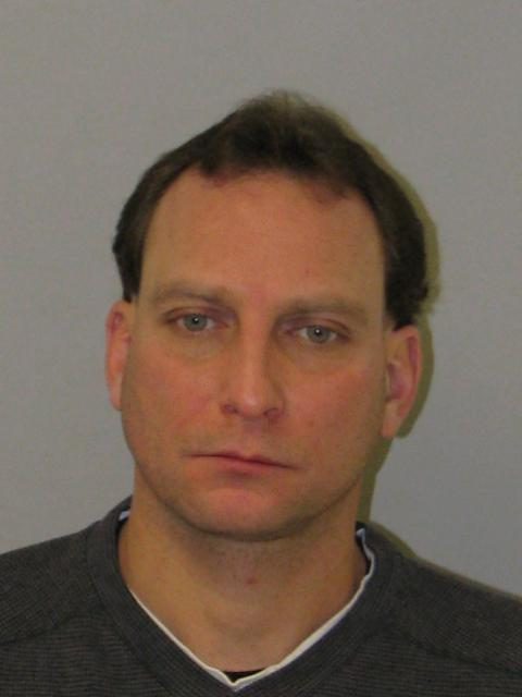 Pictured: Scott Campion, 40, one of the suspects arrested in the central New Jersey drug ring investigation dubbed 'Operation Smoke Screen.'