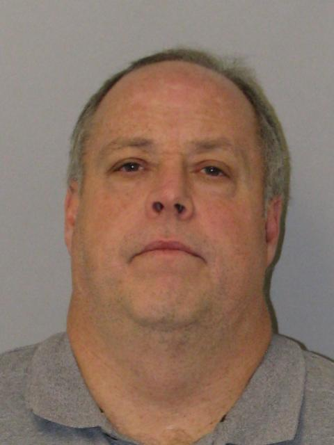 Pictured:  Richard Murphy, 54, one of the suspects arrested in the central New Jersey drug ring investigation dubbed 'Operation Smoke Screen.'