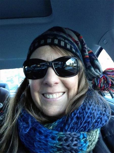 "An Action News viewer posted this #6abcFrozenFaces pic on January 7, 2013: ""I'm bundled on this cold morning!"""