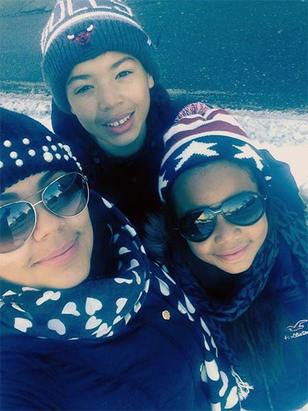 Action News viewer Mabel posted this #6abcFrozenFaces pic on January 7, 2013.