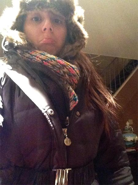Action News viewer @CiarraChristina  posted this #6abcFrozenFaces pic on January 7, 2013.