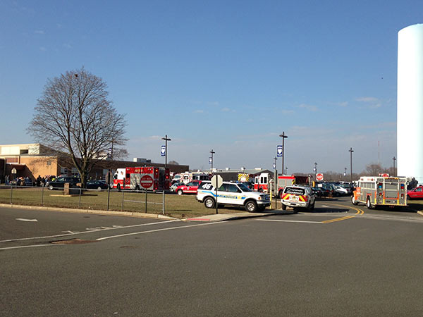 "<div class=""meta ""><span class=""caption-text "">January 17, 2014: Authorities tell Action News a teacher at Hightstown High School on Leshin Lane in Hightstown, N.J. fell unconscious sometime before 9:00 a.m.</span></div>"