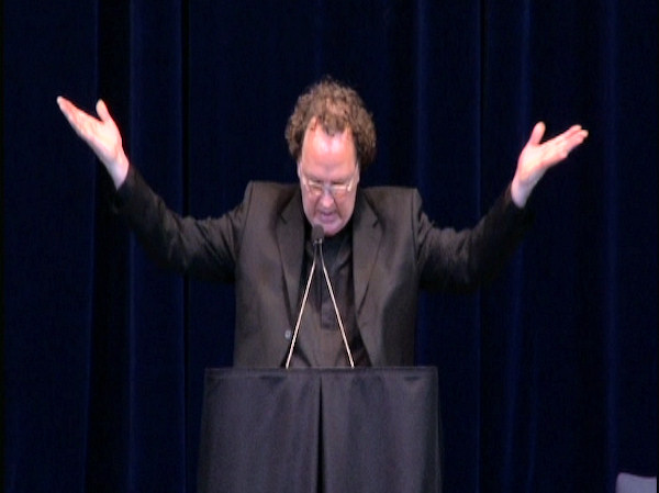 "<div class=""meta ""><span class=""caption-text "">Invocation delivered by Father Matthew Laffey at the public memorial for Joe Paterno at Penn State's Bryce Jordan Center, January 26, 2012.</span></div>"