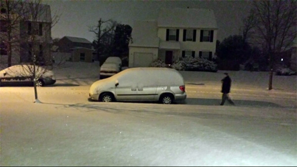 "<div class=""meta ""><span class=""caption-text "">January 29, 2014: An Action News viewer captured this scene: ""Morning snow in Egg Harbor Twp., N.J."" </span></div>"