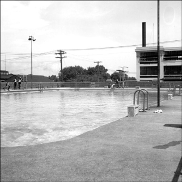 Kruse Pool 1325 Poplar Street, Wilmington August 3, 1939 Named after Howard High Principal Edwina Kruse    The Delaware Historical Society wants to know if you can identify anyone in this photo.  If you have any information, email hischumacher@dehistory.org
