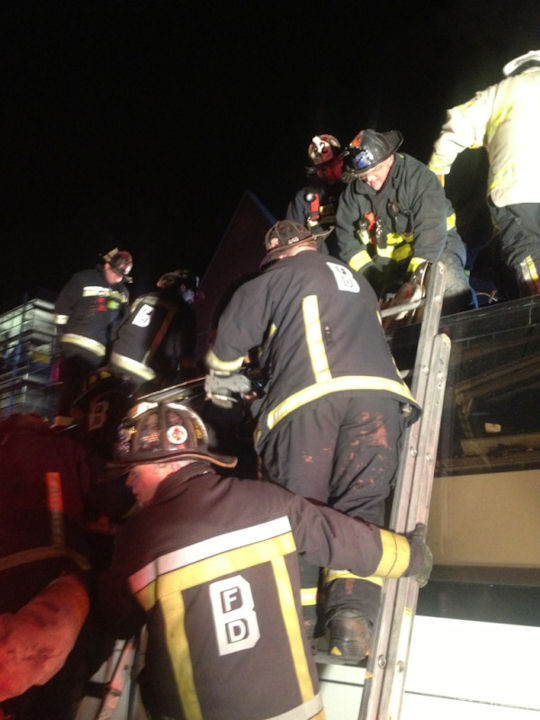 "<div class=""meta ""><span class=""caption-text "">Dozens of people from the Philadelphia area were injured in a bus crash in Boston on February 2, 2013. (Boston Fire Department)</span></div>"